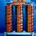 Variador de voltagem trifásico
