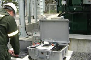 Medidor de Resistência de Enrolamento NDB modelo WRT-10D