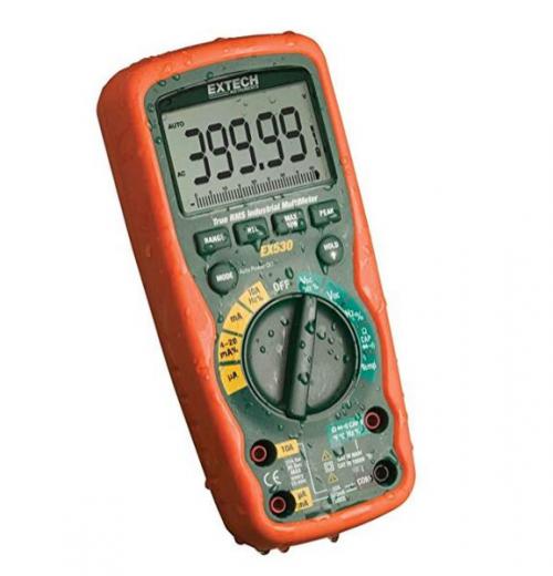 Multímetro Industrial True RMS Extech Modelo EX530