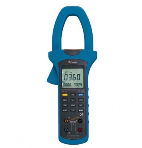 Alicate Wattimetro Minipa Modelo ET-4055A