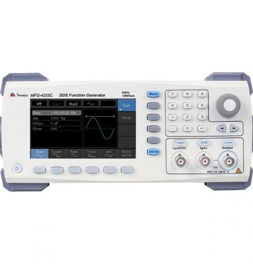 Gerador de Função Minipa modelo MFG-4205C