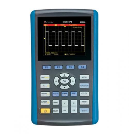Osciloscópio portátil digital Minipa modelo Miniscope