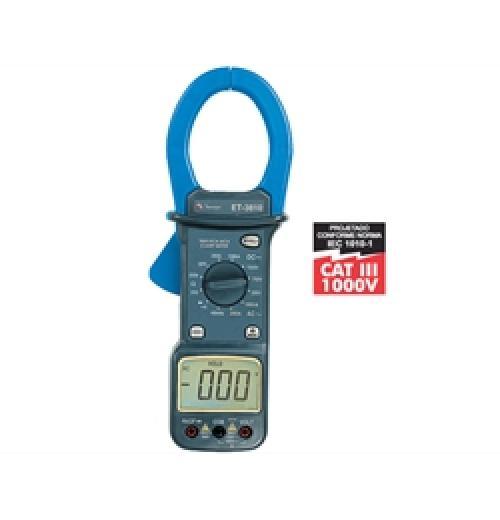 Alicate amperímetro Minipa - Modelo ET-3810