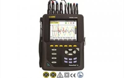 Analisador de Qualidade de Energia Power Pad III AEMC Modelo 8336