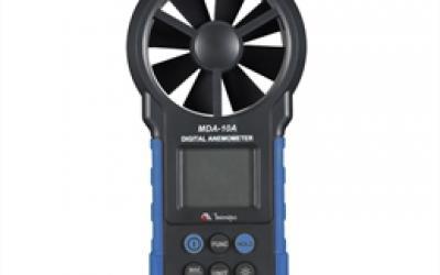Anemômetro Minipa modelo MDA-10A