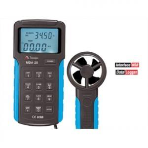 Anemomometro Minipa - Modelo MDA20
