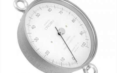 Dinamômetro analógico de 1kf a 200kgf. Crown Filizola Linha AR