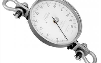 Dinamômetro Analógico De 600kgf a 6.000kgf - Marca Crown Filizola Linha BR