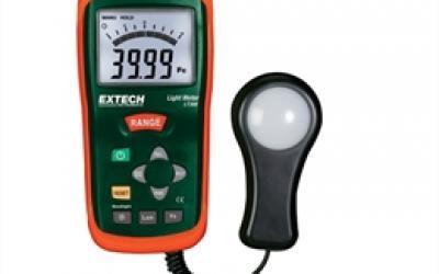Luxímetro analógico e digital, 20.000Lux - Extech LT300