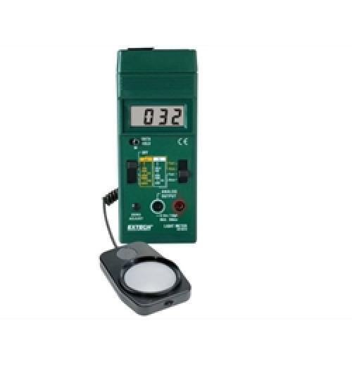 Luxímetro digital 50.000lux Extech modelo 401025