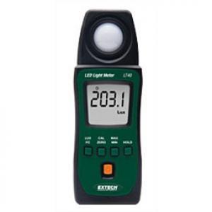 Luxímetro Digital para Lâmpadas LED Brancas LT-40