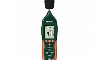 Decibelímetro Extech modelo HD600