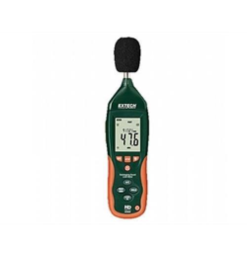 Medidor de registro de nível de ruído - Extech HD600