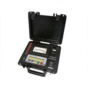 Megôhmetro analógico de 1kV Megabras Modelo MI-1050e