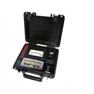 Megôhmetro analógico de 5kV Megabras MI-5500e