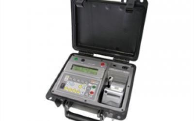 Megohmetro digital 1kv modelo md-1035x - Megabrás