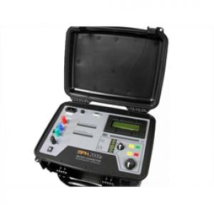 Microhmímetro digital portátil até 10 A Megabras MPK-2000E