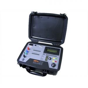 Microhmímetro digital portátil até 10 A Megabras MPK-253
