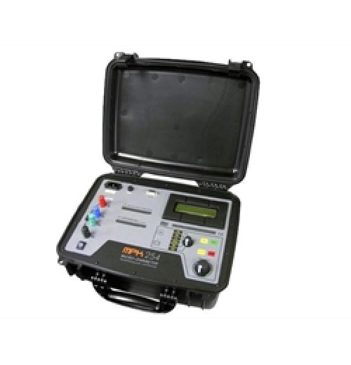 Microhmímetro digital portátil até 5 A Megabras MPK-254
