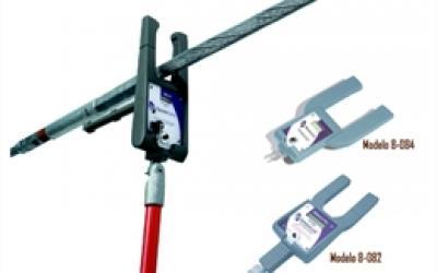 Microhmímetro para Linha Viva Marca Sensorlink Modelo OHMSTIK Plus 8-084 Plus