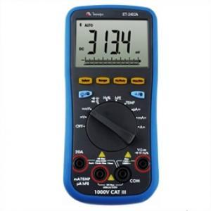 Multímetro Digital ET-2402A Minipa