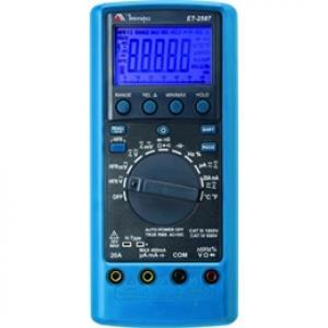 Multímetro Digital ET-2587 Minipa