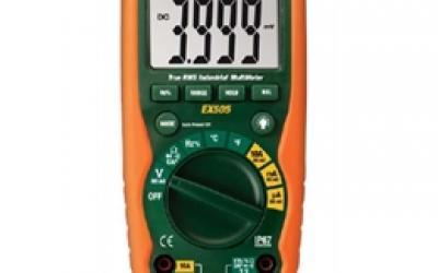 Multímetro Digital Extech Modelo EX-505