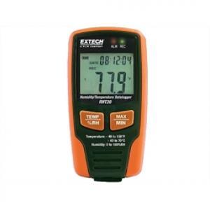 Registrador de dados de umidade e temperatura Extech modelo RHT20
