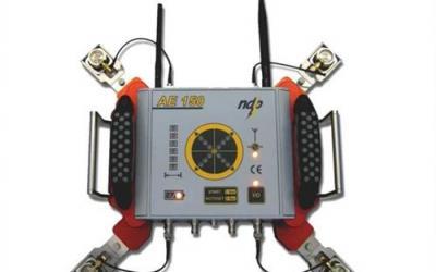 Sistema de Localização e Detecção Portátil de Descargas Parciais NDB AE-150