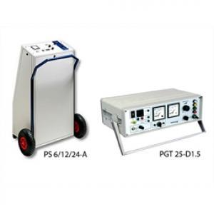 Sistema para Testes e localização de falhas em cabos subterrâneos - Gerador de Impulso - Marca Intereng modelo PS 6/12/24
