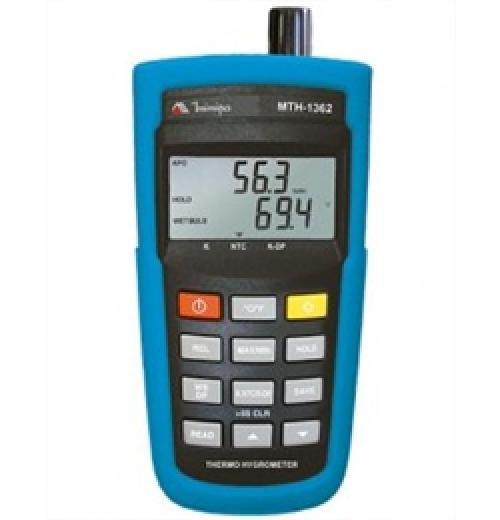 Termo-higrometro digital Minipa - Modelo MTH-1362