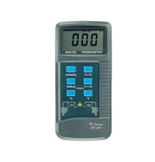 Termometro digital 2 canais Minipa - modelo MT-405