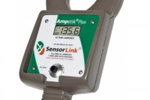 Amperímetro de Alta Tensão Ampstik marca Sensorlink modelo 8-020XT Plus