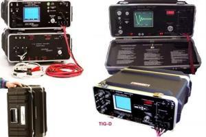 Analisador de Enrolamento de Motores iTIG Electrom