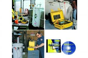 Medidor de Relação de Transformação TTR AEMC Modelo DTR-8510