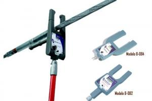 Microhmímetro para Linha Viva - OHMSTIK Plus - Marca Sensorlink modelo 8-082 Plus