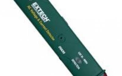 Detector de Tensão e Corrente AC Extech modelo DVA30