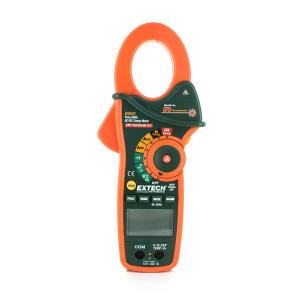 Alicate Amperímetro com Termômetro IR Extech modelo EX830