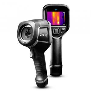 Câmera de Infravermelho Flir modelo E6-XT - Termovisor