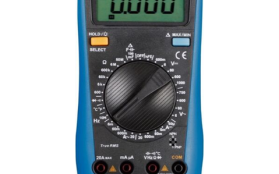 Multímetro Digital Minipa Modelo ET-2042E