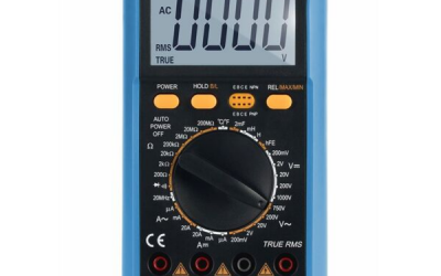 Multímetro Digital Minipa Modelo ET-2082E