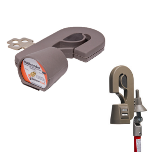 Registrador de Corrente, Fator de Potência, Potência Reativa Sensorlink  Modelo Varcorder 6-910-3