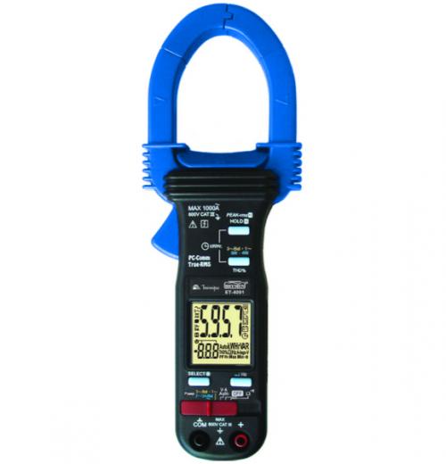 Alicate Wattímetro Minipa Modelo ET-4091