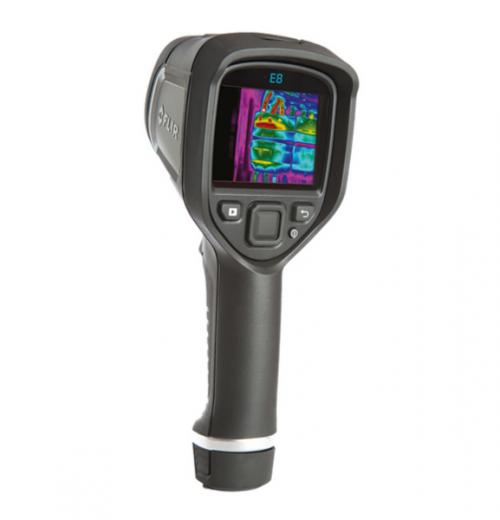 Câmera de Infravermelho Flir modelo E8-XT - Termovisor