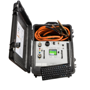 Microhmímetro até 600A T&R modelo DMO600