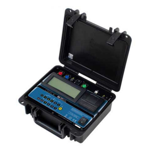 Terrômetro digital Inteligente Megabrás EM-4058