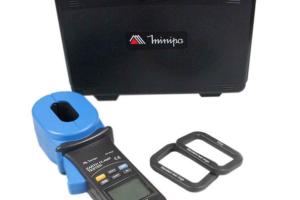 Terrômetro tipo Alicate Minipa modelo ET-4310