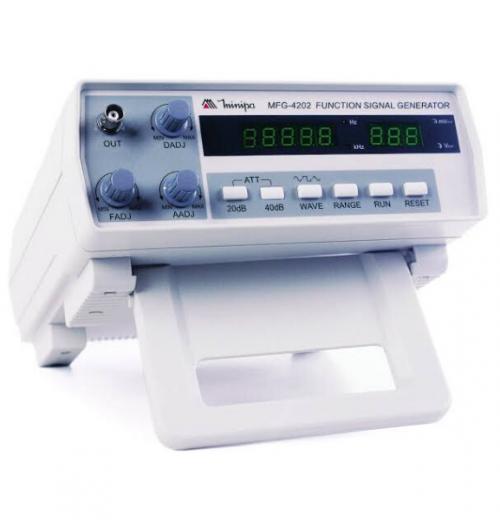 Gerador de Função 2MHz Minipa modelo MFG-4202