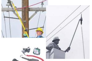 Voltímetro para rede energizada Sensorlink Rádio Voltstik modelo 6-133
