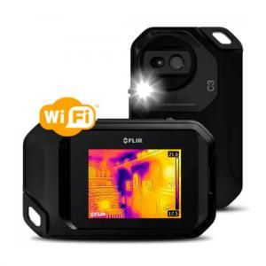 Câmera termográfica compacta Flir modelo C3 - Termovisor